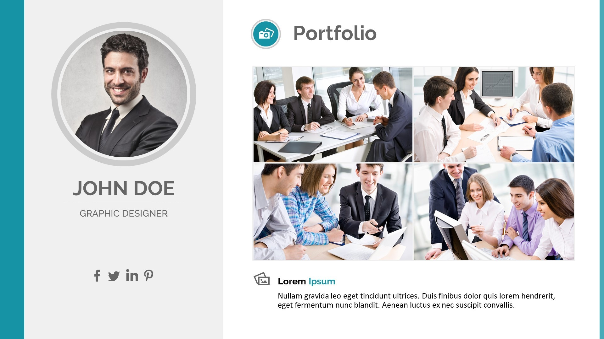 Resume powerpoint template by pptx graphicriver jpg screenshotsresume 12 yelopaper Image collections