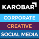 KAROBAR Multi Purpose-Corporate, Creative, Social  - GraphicRiver Item for Sale
