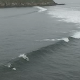 Surfing On A Foggy Day - VideoHive Item for Sale