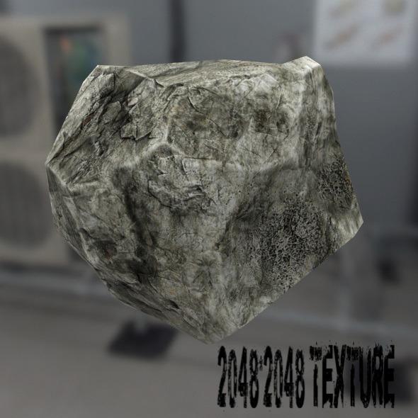rock_13 - 3DOcean Item for Sale