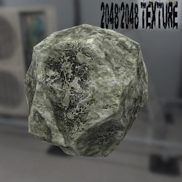 Rock_21 - 3DOcean Item for Sale