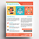 Creative Marketing Flyer V14 - GraphicRiver Item for Sale