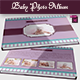 Baby Photo Album Vol. 2 - GraphicRiver Item for Sale