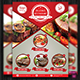 Food Flyer Template Vol. 2 - GraphicRiver Item for Sale