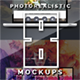 Photorealistic Website Display Mockup - GraphicRiver Item for Sale