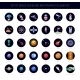 Set of Space Icons and Infographics Elements - GraphicRiver Item for Sale