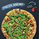 Pizza Chalkboard Menu - GraphicRiver Item for Sale