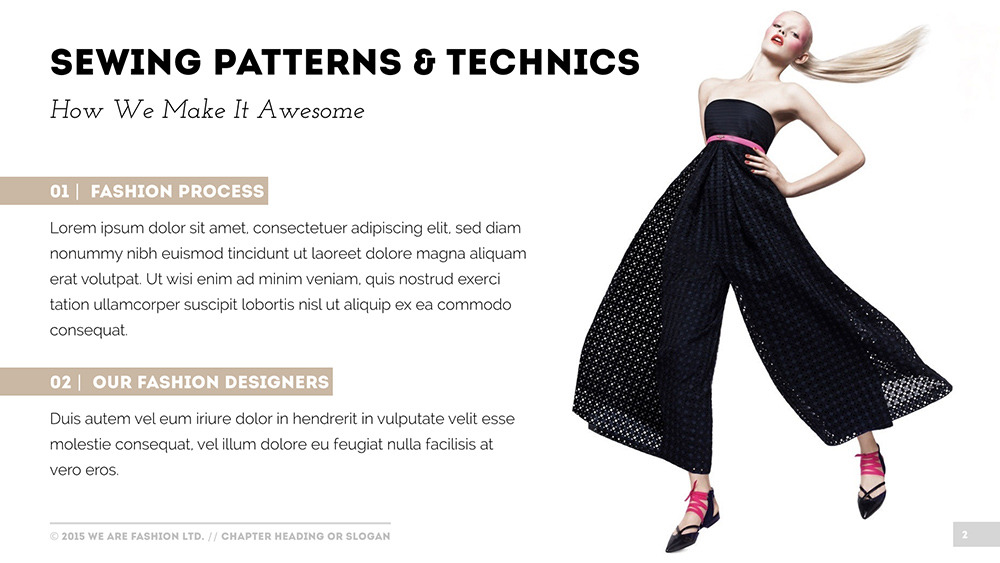 spick and span — fashionable powerpoint templatelooks_awesome, Modern powerpoint