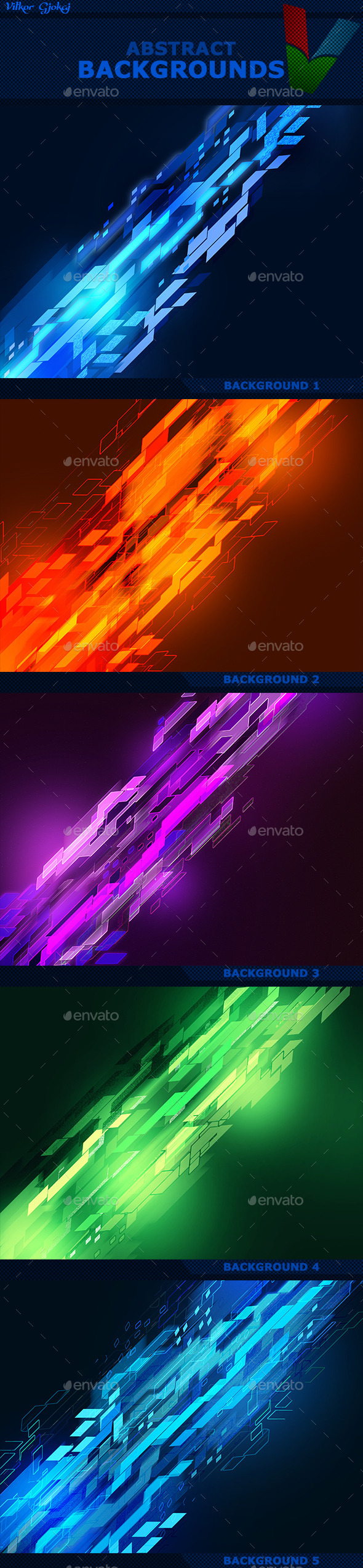 Abstract Backgrounds - Abstract Backgrounds