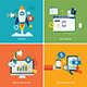 Set of Digital Marketing - GraphicRiver Item for Sale