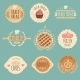 Bakery Labels Set - GraphicRiver Item for Sale