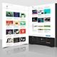 Flyer/Poster And Websites Showcase Display Mock Up - GraphicRiver Item for Sale