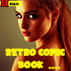 Retro Comic Book - GraphicRiver Item for Sale