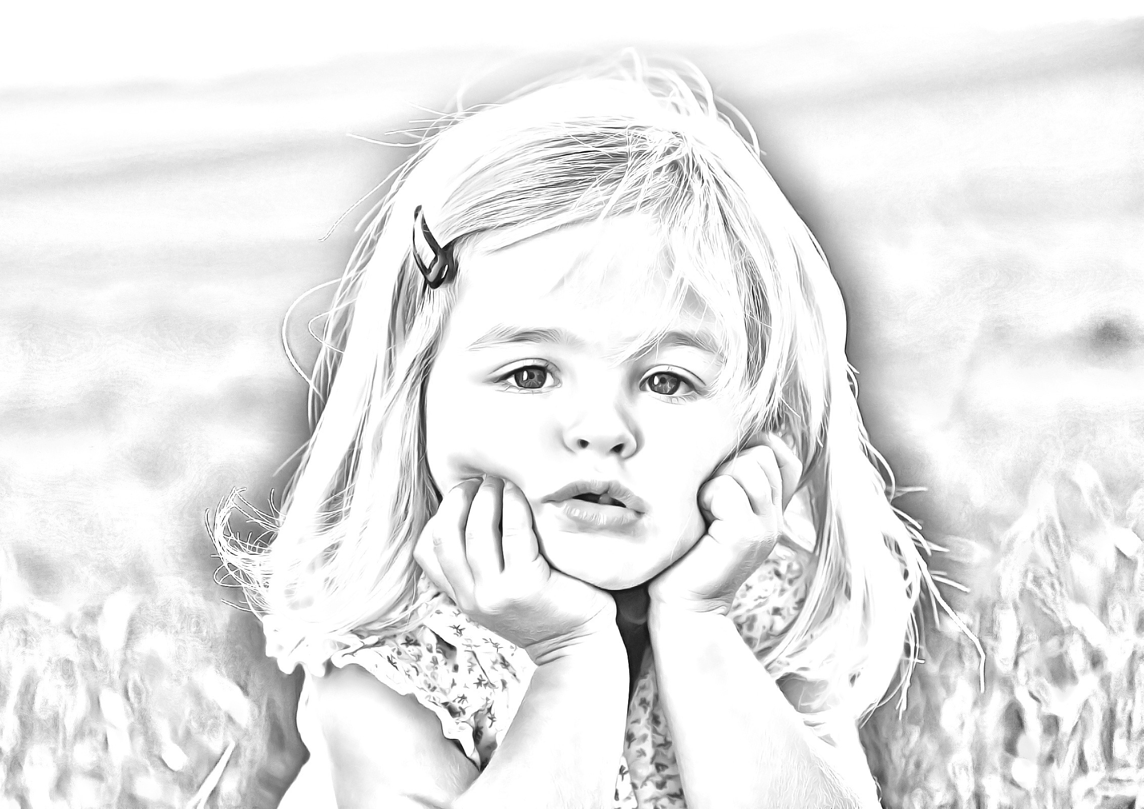 Pencil drawing effect photoshop action photo effects actions image set 1 jpg