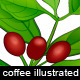 Coffee Vectors - GraphicRiver Item for Sale