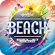 Beach Flyer - GraphicRiver Item for Sale