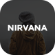 Nirvana Creative Blog Template Nulled