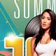 Summer Jam Flyer - GraphicRiver Item for Sale