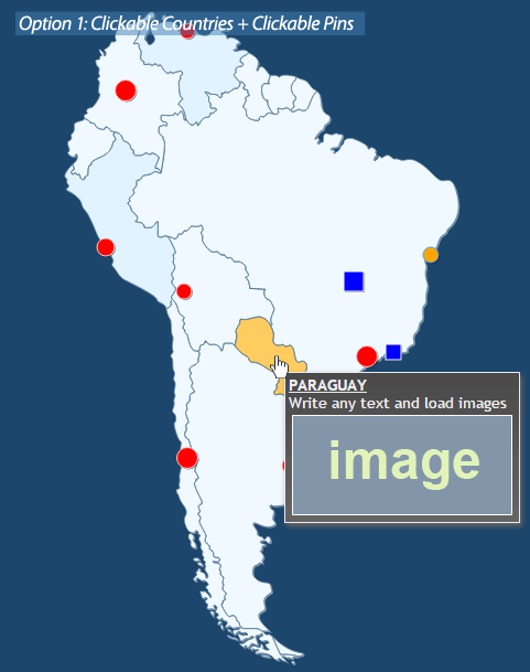 Interactive Map of South America by Art101 | CodeCanyon on description of south america, interactive africa map, statistics of south america, continent of south america, historical maps of south america, all countries and capitals in south america, interactive travel map, map of central america, interactive trail map, features of south america, industry of south america, population density of south america, detailed map south america, lost cities of south america, interactive asia map, food of south america, map of southern north america, spanish language in south america, climate of south america, world map belize central america,