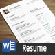 CV I - GraphicRiver Item for Sale
