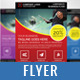 Corporate Flyer Template V 2 - GraphicRiver Item for Sale