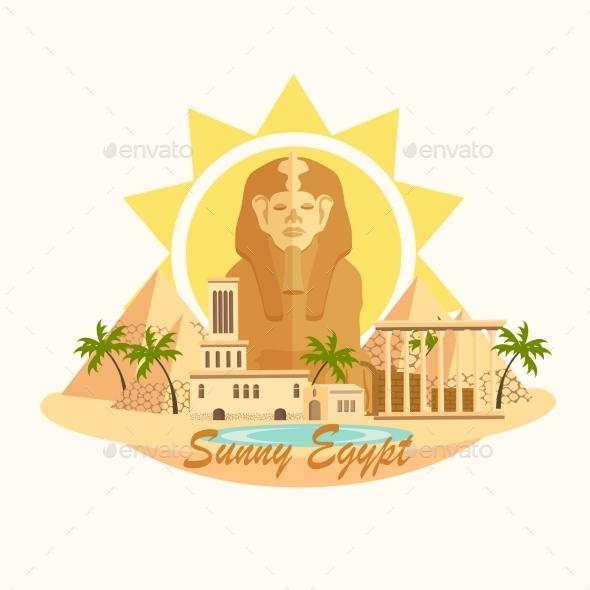 Egypt - Travel Conceptual