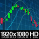 Stock Market Candlestick Data Graph - VideoHive Item for Sale