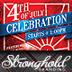 Download 4th of July Event Flyer Template from GraphicRiver