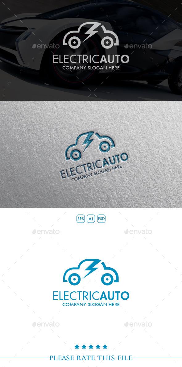 Auto Logo - Vector Abstract