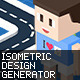 Isometric Design Generator - GraphicRiver Item for Sale