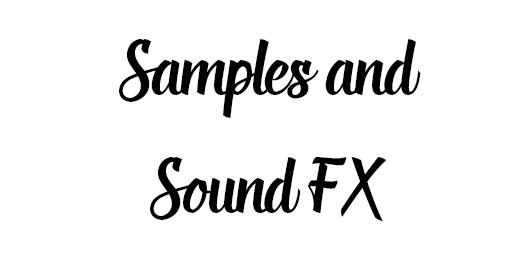Samples and Audio FX