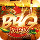 BBQ Party | Psd Flyer Template