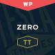Zero - Multi-Purpose WordPress Theme Nulled