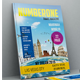 Numberone Magazine Template - GraphicRiver Item for Sale