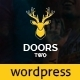 Doors Two - Multipurpose WordPress Theme - ThemeForest Item for Sale