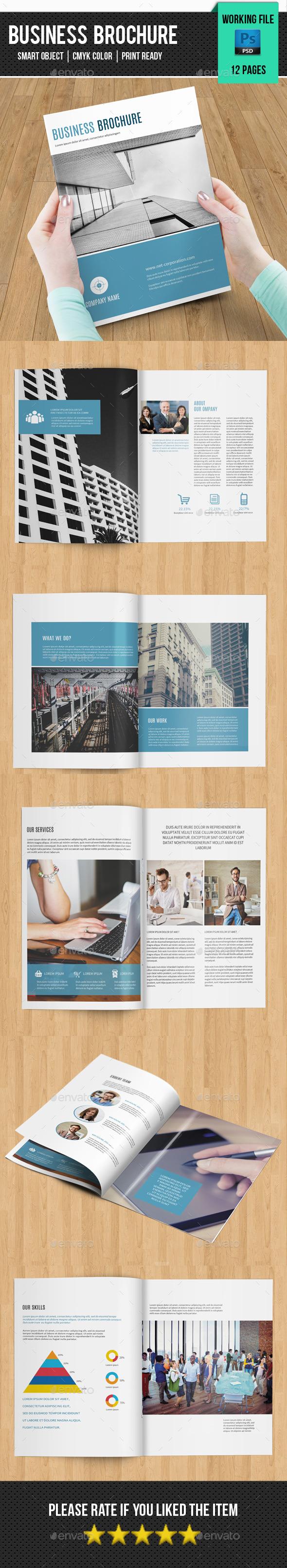Corporate Bifold Brochure-V254 - Corporate Brochures
