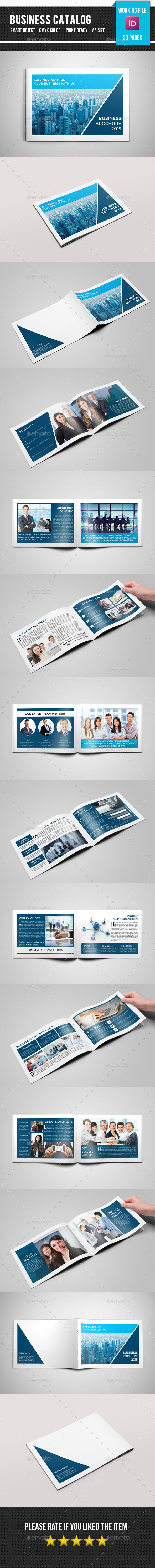 Business Catalog/Brochure-V172 - Corporate Brochures