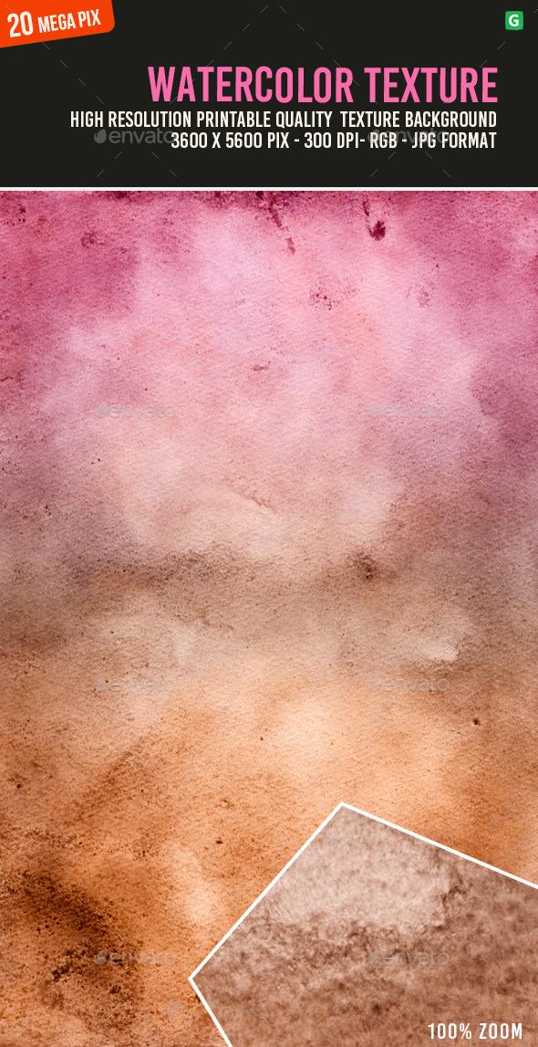 Watercolor Texture 086 - Art Textures