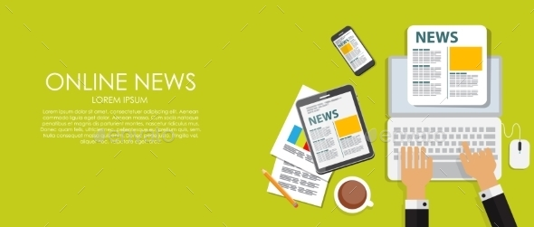 Online News - Concepts Business