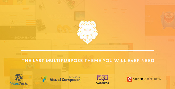 Lion - Multipurpose WordPress Theme - Business Corporate