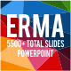 Erma - Multipurpose PowerPoint Template - GraphicRiver Item for Sale