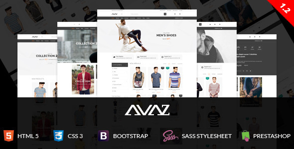 SNS Avaz - Responsive Prestashop Theme - Fashion PrestaShop