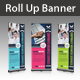 Corporate Business Rollup Banner - GraphicRiver Item for Sale