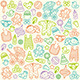 Baby Pattern - GraphicRiver Item for Sale