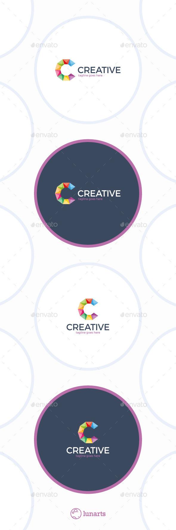 Creative Logo - Letter C - Letters Logo Templates