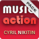 High Speed Modern Rock Pack - AudioJungle Item for Sale