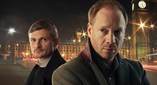 Sherlock & Watson Trailer