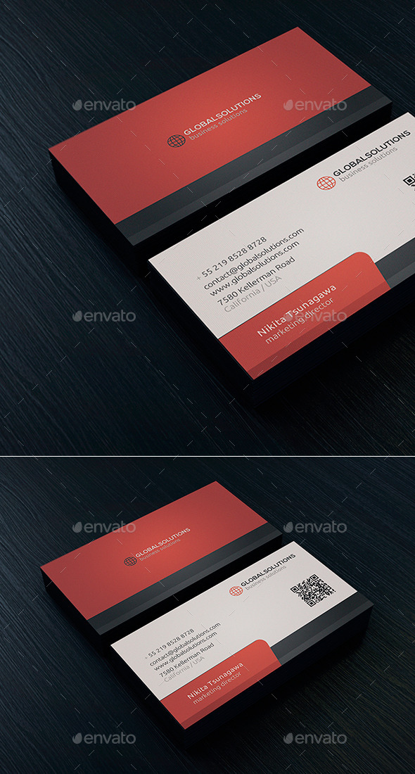 Corporate Business Card 7 - Corporate Business Cards
