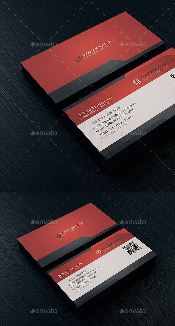 Corporate Business Card 9 - Corporate Business Cards