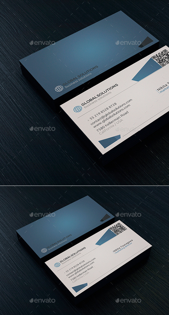 Corporate Business Card 11 - Corporate Business Cards